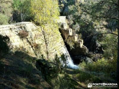 Hospitalillo a El Atazar; Senda Genaro; senderismo cercedilla; excursiones organizadas desde madrid